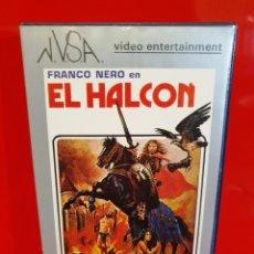 Cine: EL HALCON (1981) - FRANCO NERO, RAREZA ESPADAS Y BRUJERIA. Lote 183217951