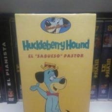 Cine: EL SABUESO PASTOR. VHS ( PRECINTADA). Lote 183262857