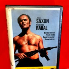 Cine: METRALLETA STEIN - JOHN SAXON, FRANCISCO RABAL, DE LA LOMA. Lote 183341762