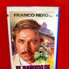 Cine: EL BANDIDO DE LOS OJOS AZULES (1980) FRANCO NERO, DALILA DI LAZZARO DIR. ALFREDO GIANNETTI. Lote 183342432