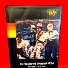 Cine: EL TESORO DE PANCHO VILLA (1955). Lote 183343951