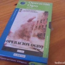 Cine: OPERACIÓN OGRO, GILLO PONTECORVO. VHS ORIGINAL SIN DESPRECINTAR 1980. Lote 183529985