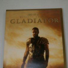 Cine: VHS - GLADIATOR, DE RIDLEY SCOTT, CON RUSSELL CROWE. NUEVO.. Lote 184102631