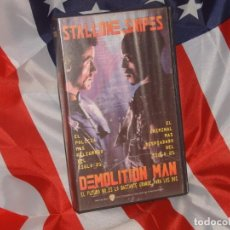Cine: DEMOLITION MAN - STALLONE/ SNIPES - WARNER BROS - . Lote 184215261