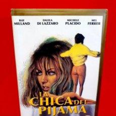 Cine: LA CHICA DEL PIJAMA AMARILLO (1977) - LA RAGAZZA DAL PIGIAMA GIALLO. Lote 184230501
