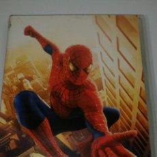 Cine: VHS, SPIDERMAN (2002), DE SAM RAIMI, CON TOBEY MAGUIRE.. Lote 184264508