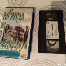 Cine: MOVIDA EN EL CAMPAMENTO 2   VIDEO VHS   TEEN MOVIE. Lote 184483456