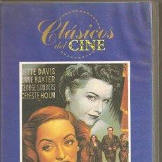 Cine: EVA AL DESNUDO. VHS. BETTE DAVIS. Lote 184517020