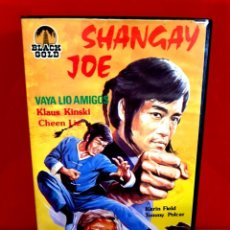 Cine: SHANGAY JOE - ARTES MARCIALES. Lote 184566036