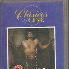 Cine: SANSÓN Y DALILA. VHS. Lote 184600023