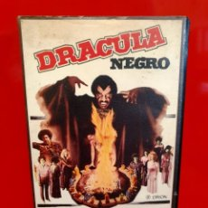 Cine: DRACULA NEGRO (1972) - BLACULA - RARISIMA TERROR VAMPIROS. Lote 184669893