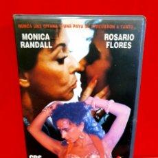 Cine: CALÉ (1987) - MONICA RANDALL Y ROSARIO FLORES - MUY ESCASA. Lote 184782908