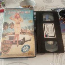 Cine: LA TROPA DE BEVERLY HILLS (1989) - JEFF KANEW SHELLEY LONG CRAIG T. NELSON BETTY THOMAS VHS. Lote 184846992