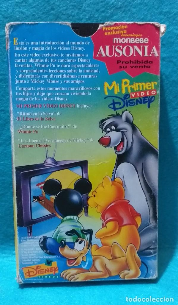Cine: VHS *Mi primer video disney* - Foto 2 - 185659293