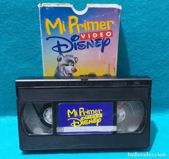 Cine: VHS *Mi primer video disney* - Foto 3 - 185659293