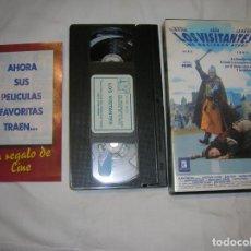 Cine: PELICULA EN VIDEO LOS VISITANTES. Lote 185971198