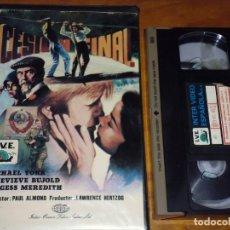Cine: CESION FINAL - MICHAEL YORK, GENEVIEVE BUJOLD, PAUL ALMOND - VHS. Lote 185974145
