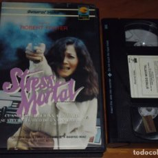 Cine: STRESS MORTAL - ROBERT FOSTER , NANCY KWAN - VHS. Lote 185975718