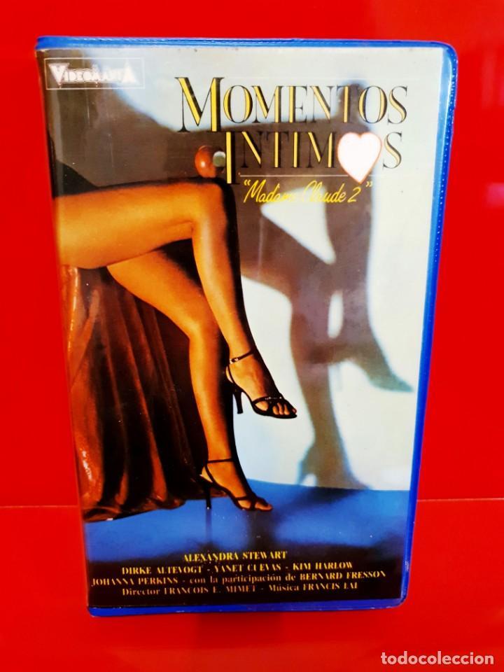 MADAME CLAUDE 2 (1981) - MOMENTOS INTIMOS - NUNCA EN TC (Cine - Películas - VHS)