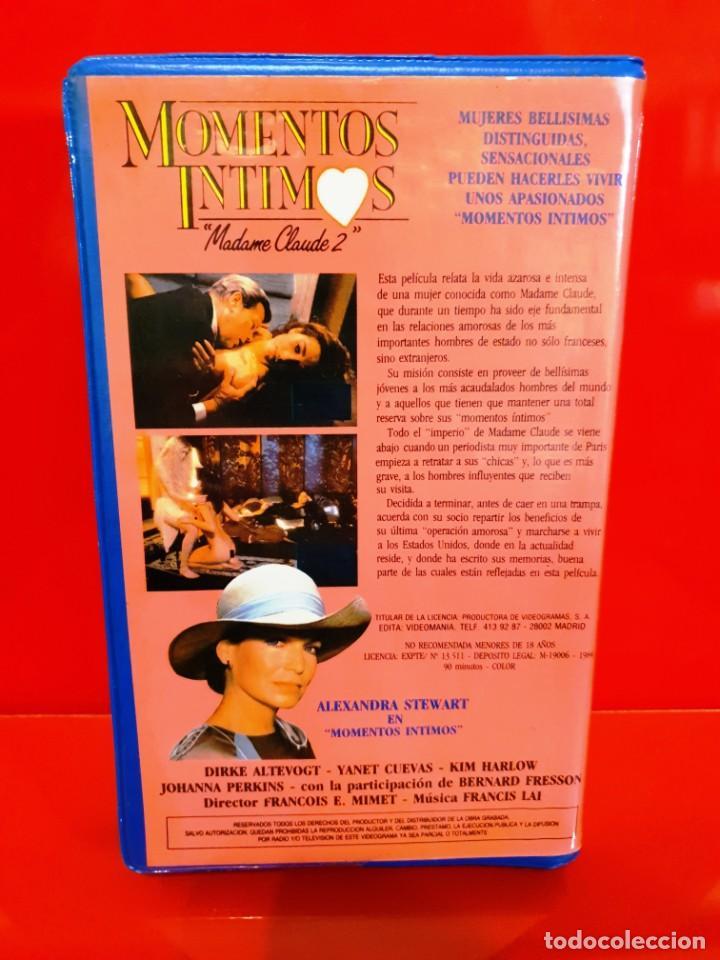 Cine: MADAME CLAUDE 2 (1981) - MOMENTOS INTIMOS - NUNCA EN TC - Foto 2 - 186190693