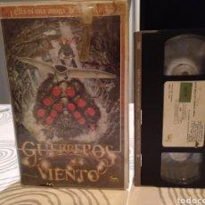 Cine: GUERREROS DEL VIENTO (1984) * NAUSICAÄ DEL VALLE DEL VIENTO - GHIBLI MIYAZAKI - VHS. Lote 186261302