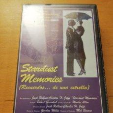 Cine: STARDUST MEMORIES (RECUERDOS... DE UNA ESTRELLA) VHS PRECINTADO. Lote 186276068