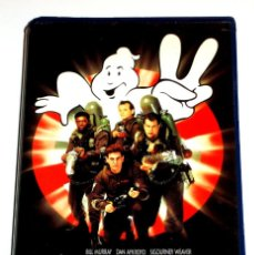 Cine: CAZAFANTASMAS 2 (1989) - IVAN REITMAN BILL MURRAY DAN AYKROYD HAROLD RAMIS VHS 1ª EDICION. Lote 186464045