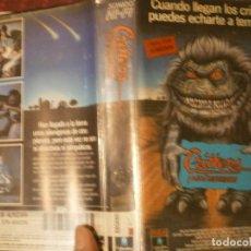 Cine: GRITTERS,1 EDICCION VHS¡¡CAJA GRANDE¡¡. Lote 188422166