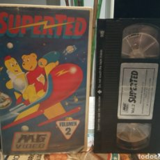 Cine: VHS - SUPERTED VOL 2 - NUNCA EDITADO EN DVD EN ESPAÑA - DIFICIL. Lote 188742251