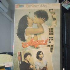 Cine: COLEGAS (1982)- ELOY DE LA IGLESIA - ROSARIO FLORES - ANTONIO FLORES - JOSE LUIS MANZANO- VHS. Lote 189166562