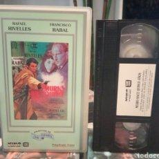 Cine: VHS - MURIO HACE QUINCE AÑOS - 1954 - DIR: RAFAEL GIL - FRANCISCO RAVAL - DIFICIL DE CONSEGUIR. Lote 189168572