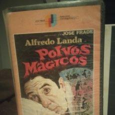 Cine: POLVOS MAGICOS (1979) - J.R. LARRAZ ALFREDO LANDA CAMEN VILLANI ELISA MONTÉS VHS. Lote 189222071