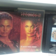 Cine: ESPECIES 2. VHS. Lote 189461463