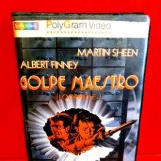 Cine: GOLPE MAESTRO (1981) - MARTIN SHEEN, SUSANNAH YORK (1ª EDICIÓN). Lote 189492523