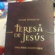 Cine: 5 PELÍCULAS SANTA TERESA DE JESÚS. Lote 189587702