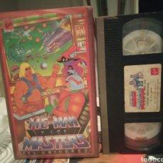 Cine: HE-MAN Y LOS MASTERS DEL UNIVERSO VOL.27 - VHS - LEL RETORNO DE DREE ELLE- JUEGOS ESPACIALES. Lote 189907223