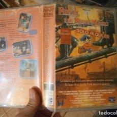 Cine: FIEVEL,Y EL MUNDO NUEVO¡¡¡¡VHS CAJA GRANDE 1 EDICCION¡¡. Lote 190634346