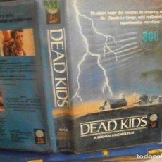 Cine: DEAD KIDS¡¡VHS 1 EDICCION¡¡. Lote 191168152