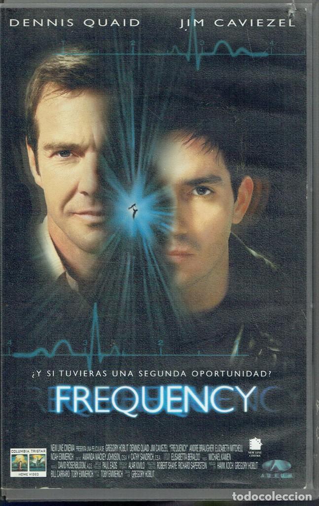 FREQUENCY (Cine - Películas - VHS)