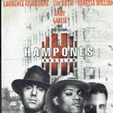 Cine: HAMPONES (HOODLUM). Lote 191176703
