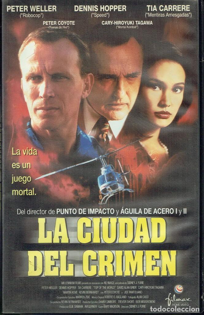 LA CIUDAD DEL CRIMEN (Cine - Películas - VHS)