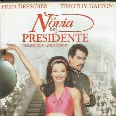 Cine: LA NOVIA DEL PRESIDENTE (THE BEAUTICIAN AND THE BEAST). Lote 191177060