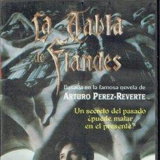 Cine: LA TABLA DE FLANDES. Lote 191177142