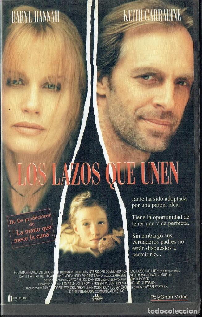 LOS LAZOS QUE UNEN (Cine - Películas - VHS)