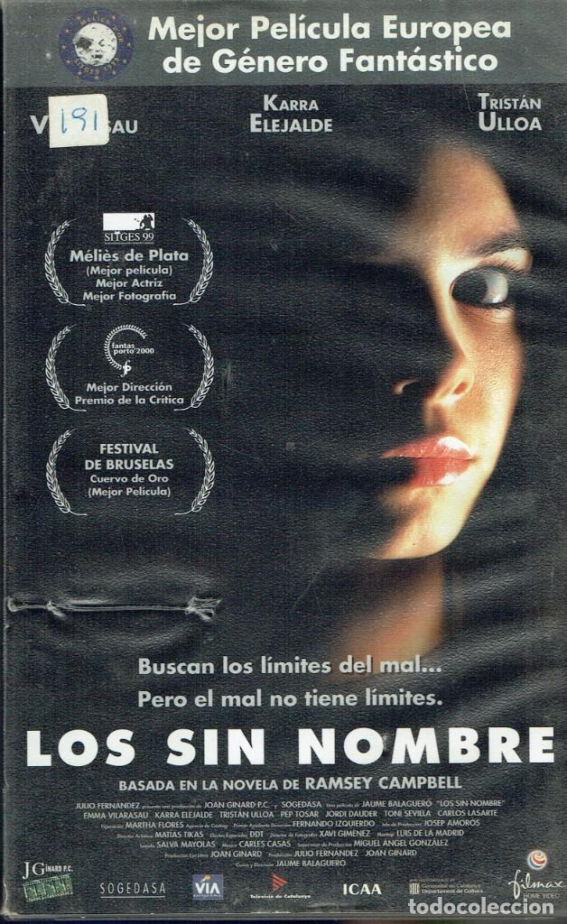 LOS SIN NOMBRE (Cine - Películas - VHS)