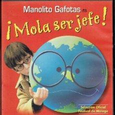 Cine: MANOLITO GAFOTAS EN MOLA SER JEFE. Lote 191177481