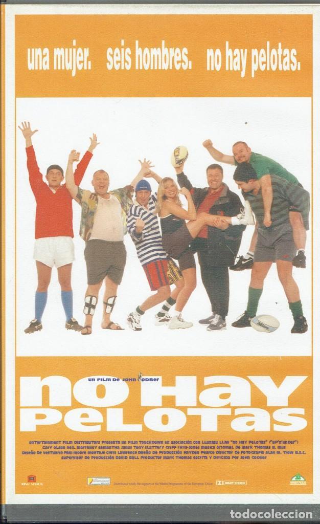 NO HAY PELOTAS (Cine - Películas - VHS)