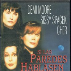 Cine: SI LAS PAREDES HABLASEN (IF THESE WALLS COULD TALK). Lote 191179075