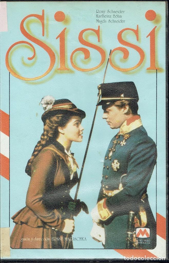 SISSI (Cine - Películas - VHS)