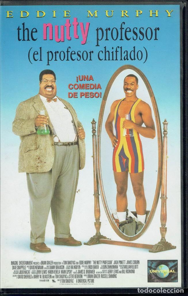 Cine: The nutty professor (El profesor chiflado) - Foto 1 - 191179700